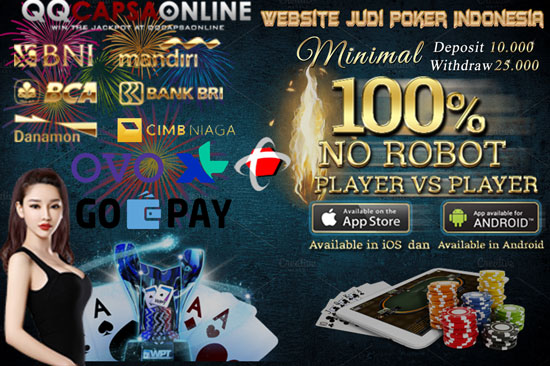 Website Judi Poker Indonesia